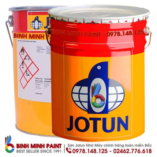 Sơn chống rỉ Jotun Jotamastic 80 hai thành phần