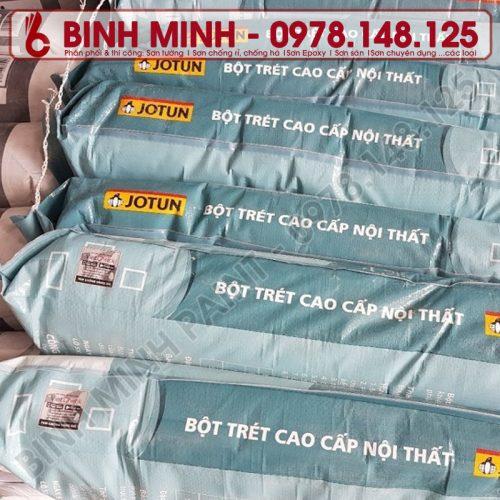 Bột bả nội thất & ngoại thất jotun chính hãng tại Hà Nội