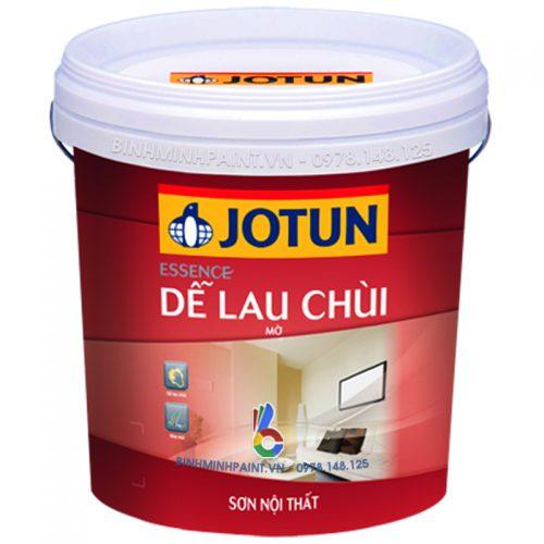 Sơn Jotun Essence dễ lau chùi nội thất 17L chính hãng Bình Minh tại Hà Nội 2