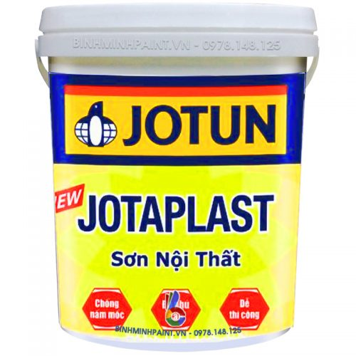Sơn Jotun Jotaplast nội thất 17L chính hãng Bình Minh tại Hà Nội 2